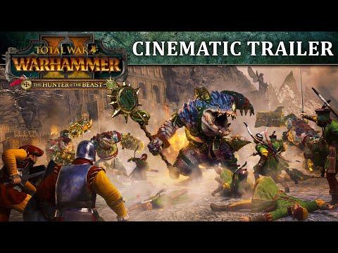 Total War: WARHAMMER 2 - The Hunter & The Beast Trailer