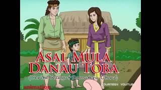 asal mula danau toba by empat production fisipol uki