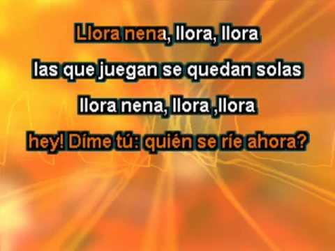 Daddy Yankee - Ella Me Levanto. Karaoke Diversiones El Azul