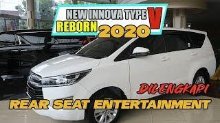 Review NEW KIJANG INNOVA V Reborn 2020