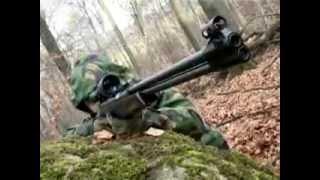 Wiatrówka - karabinek Hammerli Hunter Force 900 Combo