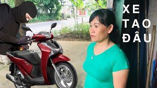 TẬP5: Troll bố mẹ mất trộm xe máy siêu hài.
