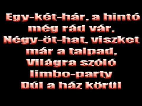 Hungária - Limbó Hintó  ( karaoke )