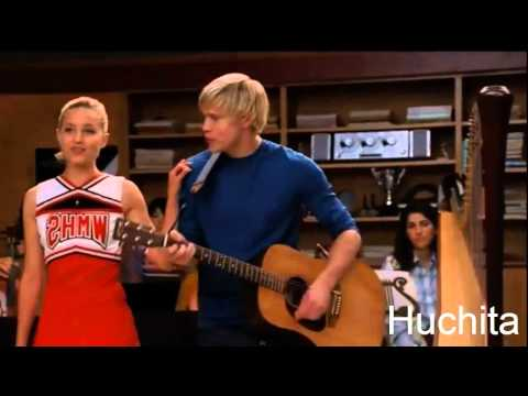 Glee - Lucky (Full Performance) HD