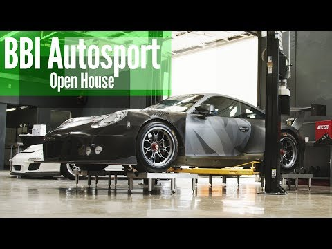 BBI Autosport Open House