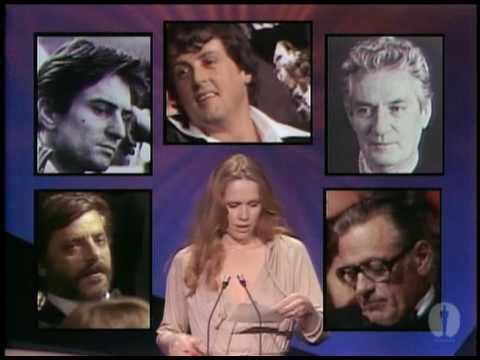 Peter Finch Wins Best Actor: 1977 Oscars