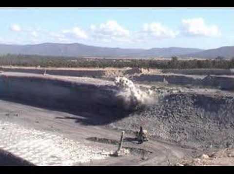 A Rio Mt Thorley Blast
