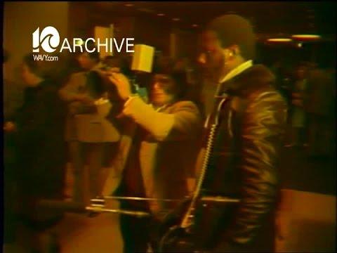WAVY Archive: 1978 John Warner and Elizabeth Taylor