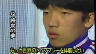NAKAMURA Shunsuke age18 TOKO GAKUEN high school grade12 中村俊輔 18...