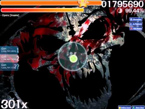 Osu! - Floxytek - Opera [Insane] - Rank S