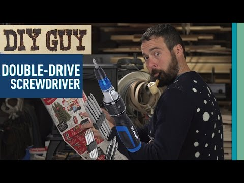 DIY Guy & The Magical Screwdriver