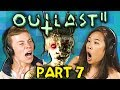 DOWNPOUR OF BLOOD!! | OUTLAST 2 - Part 7 (React: Horror Gaming)