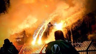 Crvena Zvezda - CSKA Moscow 13.02.2018  [Delije & Ultras CSKA]  | ULTRAS AVANTI
