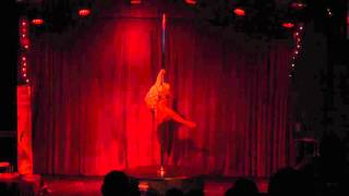 Pole Dance Ireland Pole Princess Competition 2015 - Saruul Altantuya