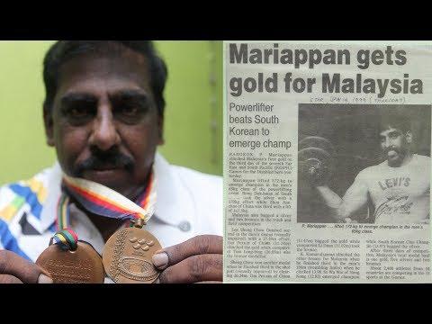 Former paralympian legend struggles to make ends meet