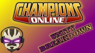 Download Champions Online Unt... UNITY Breakdown