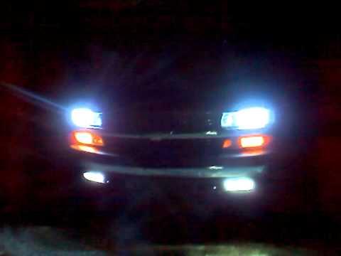Hid Lights 01 Chevy Silverado