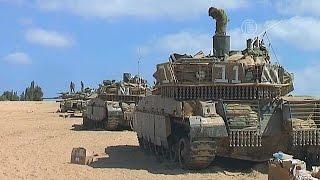 Израиль и ХАМАС прекратили огонь на 72 часа (новости)