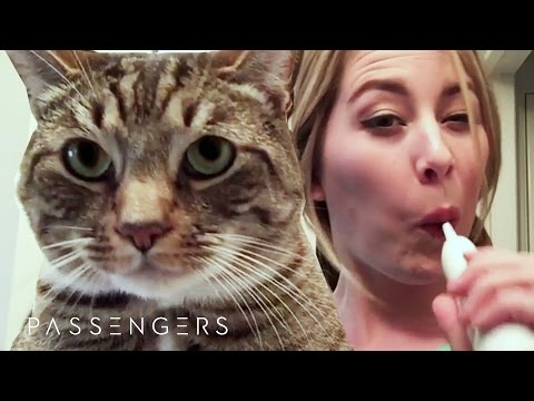 Thumbnail: Cat Lady Gets Trapped With No Internet For 90 Hours // Sponsored By Passengers Movie