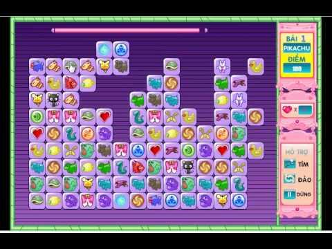 [GameVui.biz] Game Pikachu phiên bản mới 2014. Chơi game pikachu phien ban moi 2014