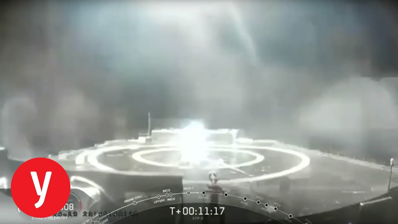 צפו: ניסיון שיגור של אפר אנושי ברקטה העוצמתית בעולם