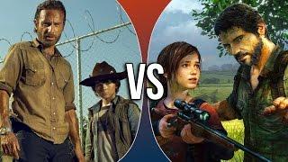 Versus Series   Rick & Carl vs Joel & Ellie