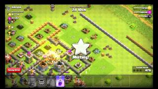 Clash Of Clans # 180 BARBARIN GÜCÜ