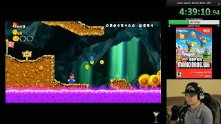 So Long, My Love - New Super Mario Bros. Wii (World 5)