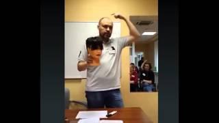 Трансляция в  Перископе - Лекция про мужские стрижки 1