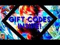 ShinNaZuki GIFT CODES in the description!
