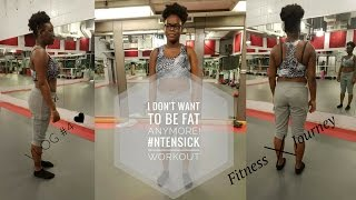 Vlog #3: I don't want to be fat anymore! 😩|| #Ntensick || Davina-Pearl