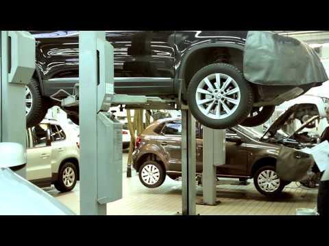 Почему официальный сервис Volkswagen лучше?