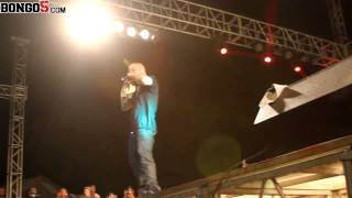 T.I. performing in Dar es Salaam, Tanzania