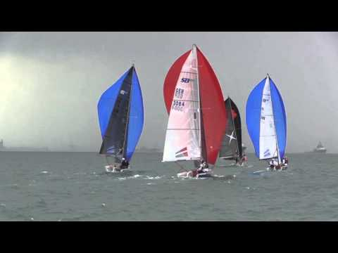 SB20 Asian Grand Slam & Asia Pacific Championships - Day 1