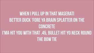 Rich Chigga Dat Stick Lyrics