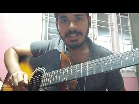 Adiga Adiga Easy Telugu Guitar Lesson Intro(Part-1/3)- 1string