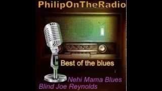 Nehi Mama Blues   Blind Joe Reynolds