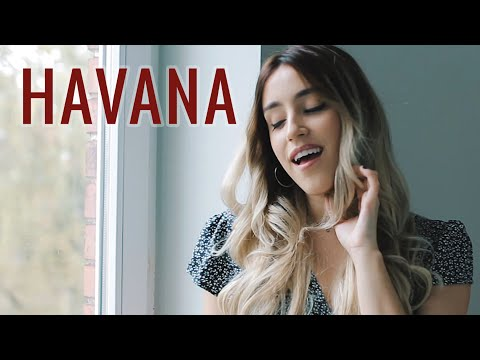 Havana (Remix) - Camila Cabello ft. Daddy Yankee - Cover by Xandra Garsem