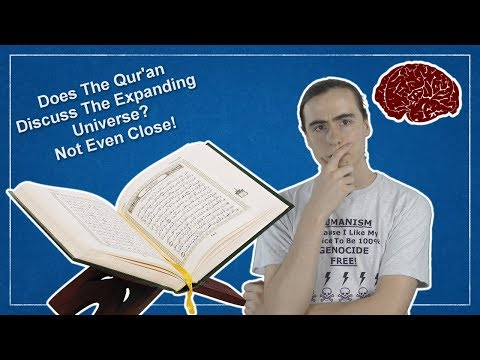 Expansion Of The Universe - Refuting Scientific Miracles Of The Quran, 1