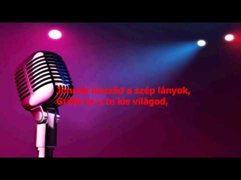 Jolly & Kis Grofó - No roxa áj (Karaoke)