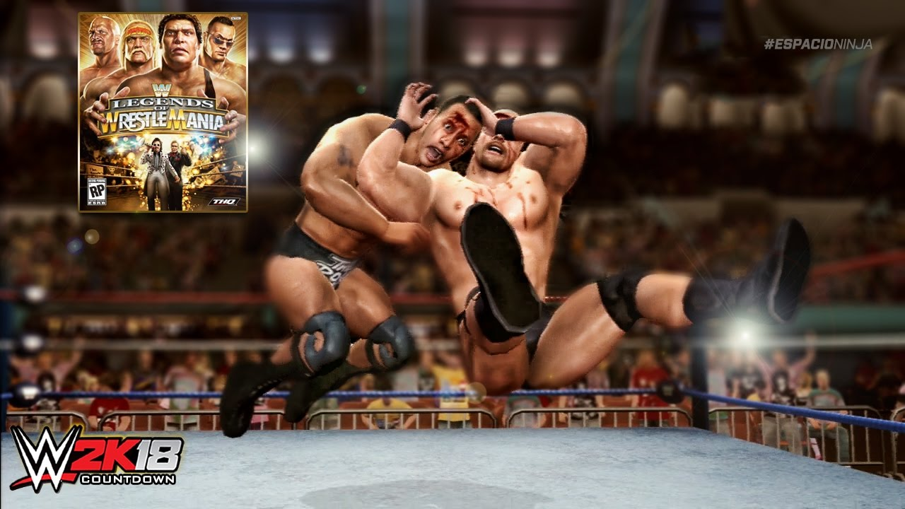 Wwe Legends Of Wrestlemania All Finishers Animations Ps3 Youtube