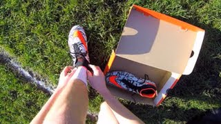 Insane NEW Neymar Football Boots 2016 - Skills, Trick Shots & Power Test!