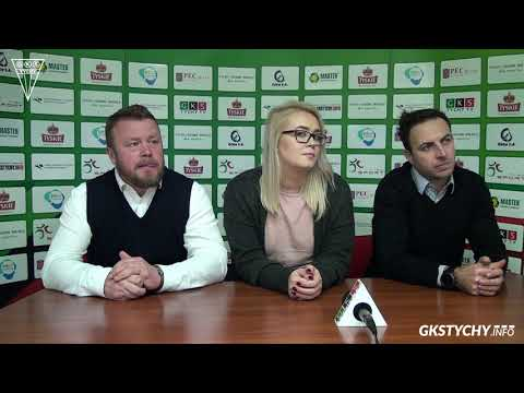 20. kolejka PHL. Konferencja prasowa po meczu z Tauron KH GKS Katowice