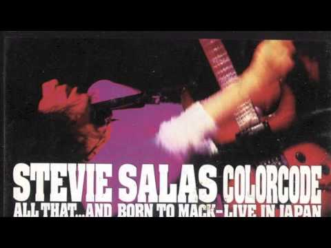 Born to Mack Stevie Salas & Colorcode
