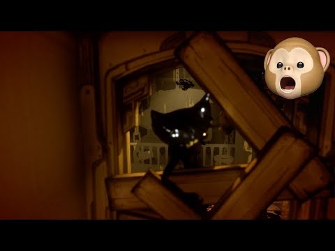 NEW JUMPSCARES!! | Bendy And The Ink Machine Chapter 1 Remastered