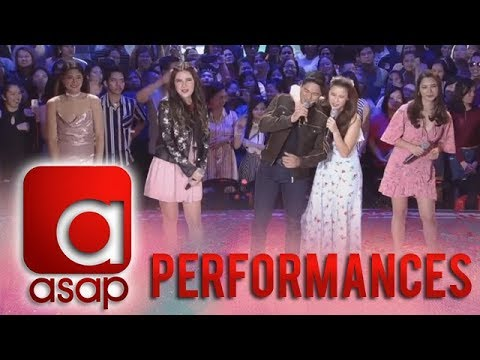 ASAP: Women in Cardo Dalisay's life meet in ASAP