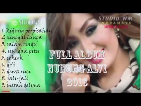 Nunung Alvi 2016 Full Album  Kidung Perpisahan    Dangdut Tarling Cirebonan Terbaru   (Pandawapoto)
