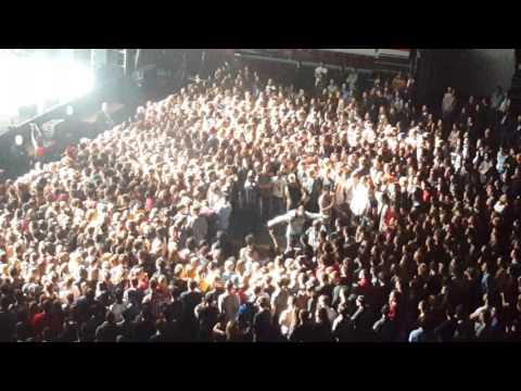 The Fading (Live at Saint Petersburg, Sibur Arena, 08.12.2015); 2160p