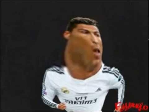 """new Cristiano Ronaldo """"cr7"""" funny videos webcam"""
