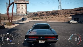 Need For Speed: Payback - Dodge Charger R/T (Platinum) - Open World Free Roam Gameplay HD